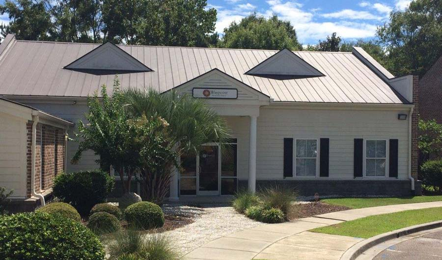 Waypoint Recovery Center - South Carolina Drug and Alcohol Treatment Center - IOP - Residential Treatment